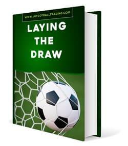 Lay The Draw trading Betfair