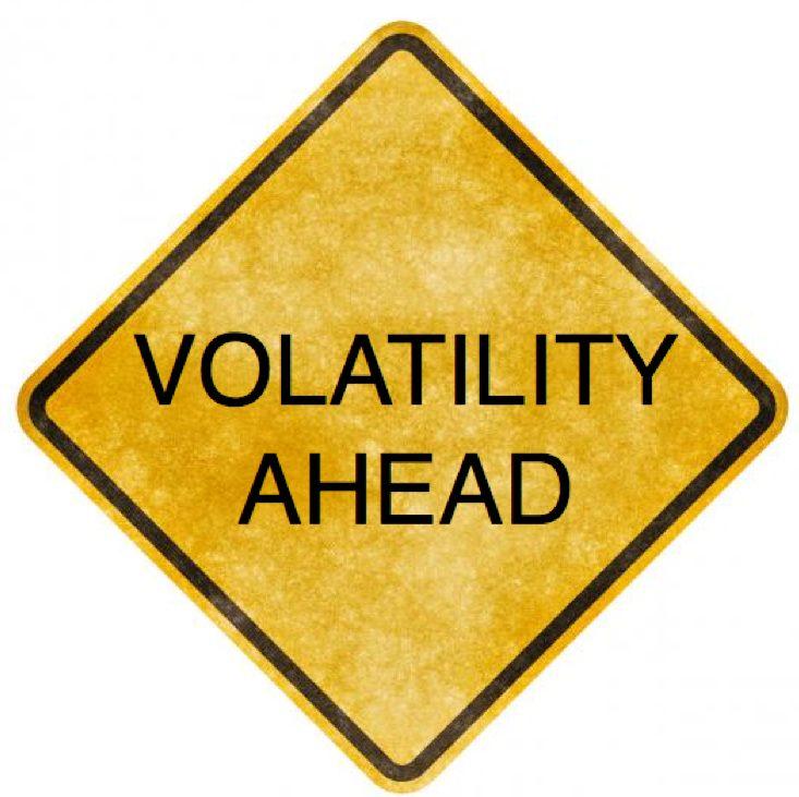 volatile markets ahead