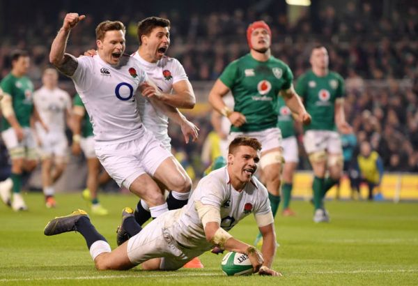England Rugby 2019